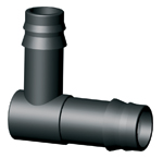 FITTING PLASTIC BF-22-16 (cotulet picurare 16mm)
